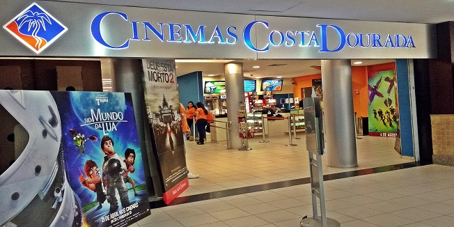 Cinema Costa Dourada