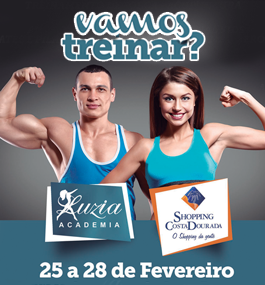 Semana Fitness no Shopping Costa Dourada