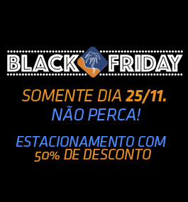 Shopping Costa Dourada abre às 8h, no Black Friday